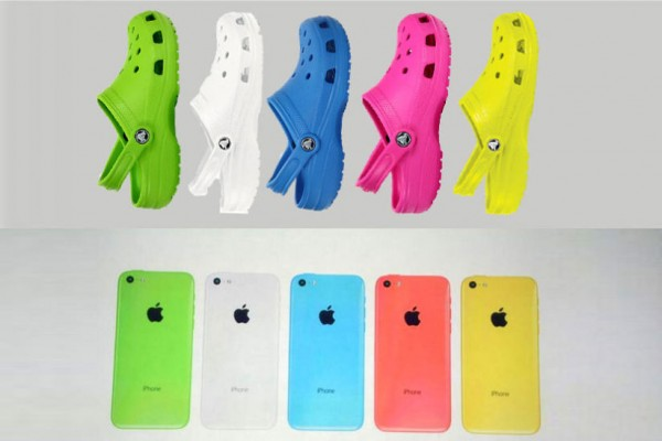 Iphone 5s Crocs Shoes