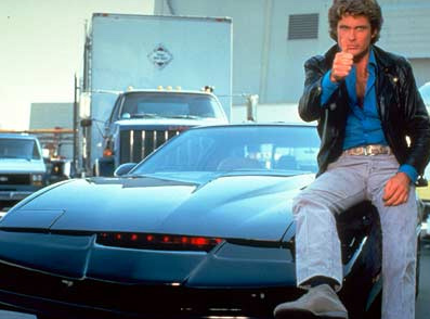 Michael Knight KITT